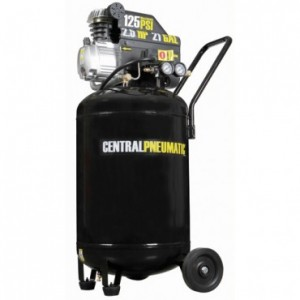 Central Pneumatic air compressor